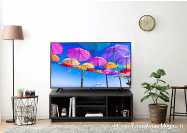 4K対応液晶テレビ