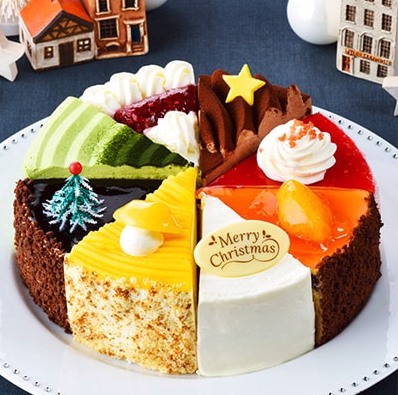 ふるさと納税 クリスマスケーキ